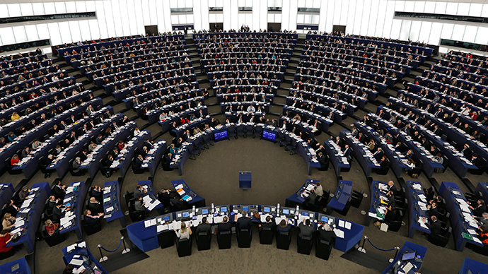 European Parliament votes to recognize Palestine statehood 'in principle'