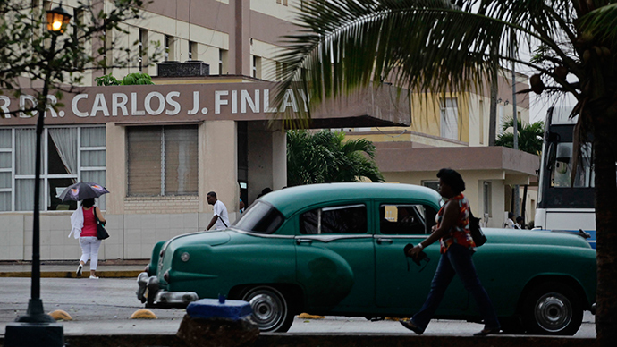 Obama to announce major Cuba policy change, US may open embassy