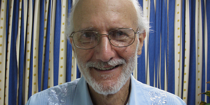 Alan Gross (Image from facebook.com)
