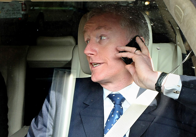 Sir Fred Goodwin (AFP Photo)