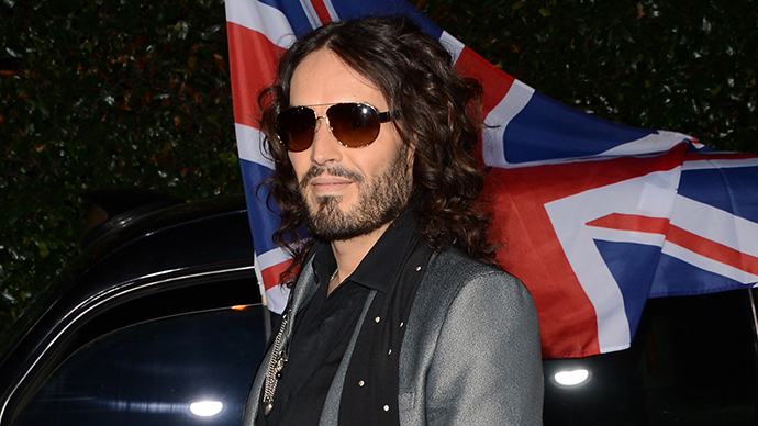 'Puerile prancing multimillionaire': Russell Brand slated by irate RBS bank employee