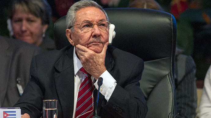 Cuban President Raul Castro. (AFP Photo/Yamil Lage)