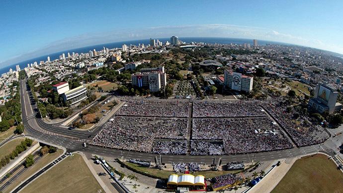 AFP Photo/Cubadebate.cu/Ismael Francisco