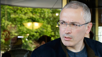 Khodorkovsky has right to enter politics, no regrets over pardon – Putin