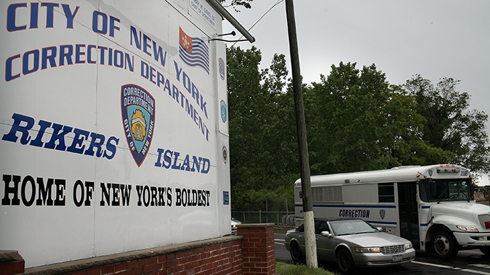 NYC sued over violence against young inmates at notorious Rikers Island jail