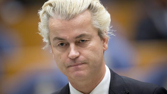 Anti-Moroccan chant lands anti-Islam politician Geert Wilders in court