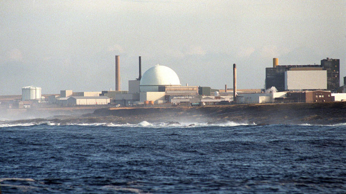 Nuclear warning: Scotland's radioactive emergency response under threat