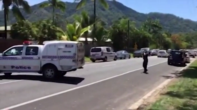 8 children stabbed to death in Australia, mother in serious condition