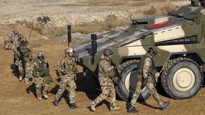Taliban claims victory in Afghan War as NATO ends combat mission
