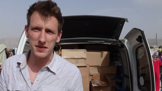 FBI knew of secret plan to save US hostage Peter Kassig from ISIS – report