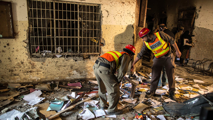Pakistan school massacre: British doctor investigated over Taliban siege links