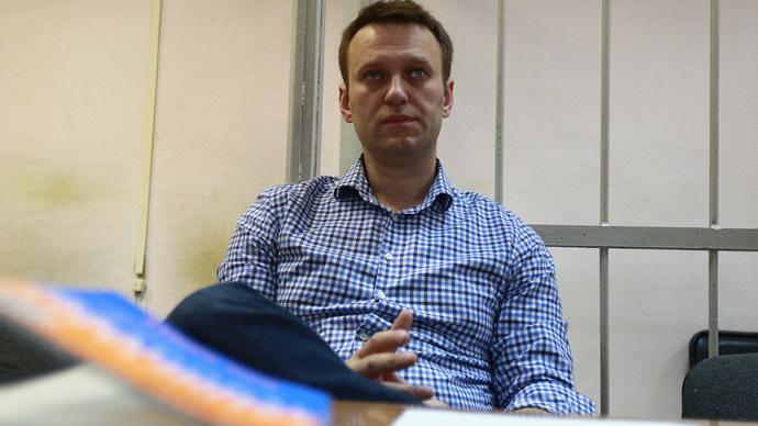 Prosecutors seek 10yr jail sentence for opposition figure Navalny