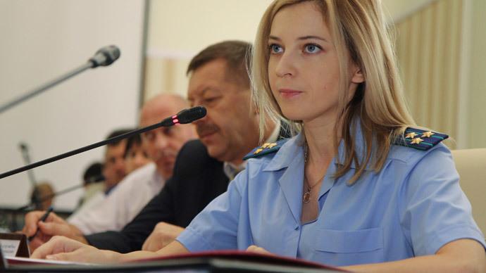 Bomb attacks foiled at Crimea 'prosecutie' office