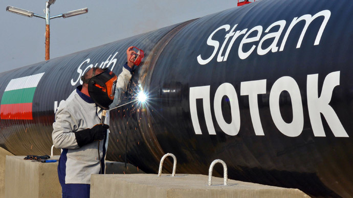 ​Bulgaria ready to issue South Stream permits
