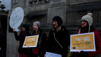 ​Abortion debate in Ireland re-ignited as clinically dead pregnant woman kept on life support