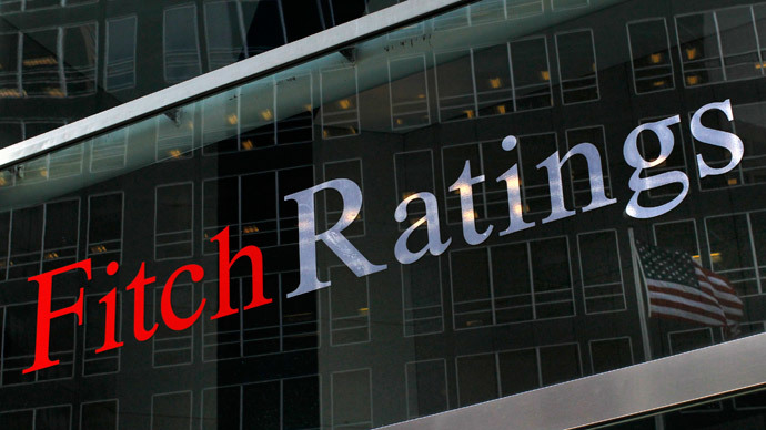 ​Fitch slashes Venezuela rating to pre-default level