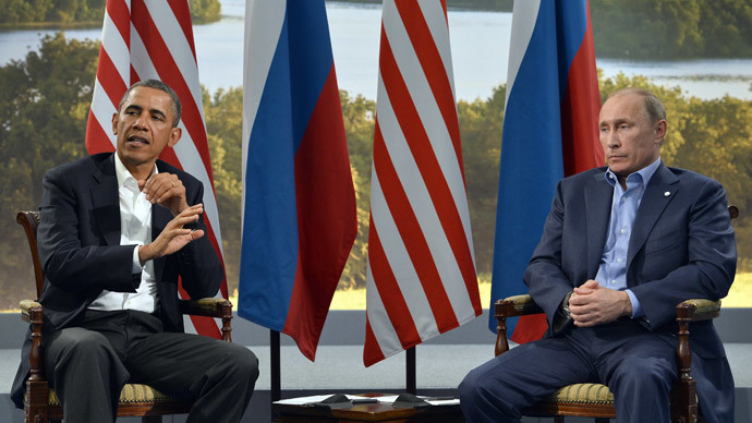 Stratfor founder: 'US fears a resurgent Russia'