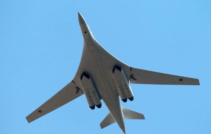 Tu-160 bomber (RIA Novosti/Vitaliy Belousov)