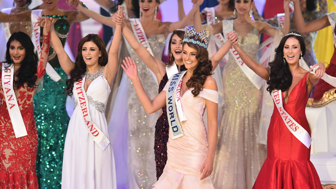 Miss World drops bikini round, stressing 'beauty with purpose'