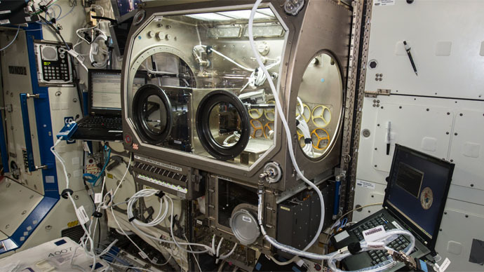 Hardware design emailed to ISS and 3D printed in space