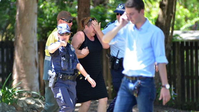 Australian mother arrested for murder in mass killing of 8 children