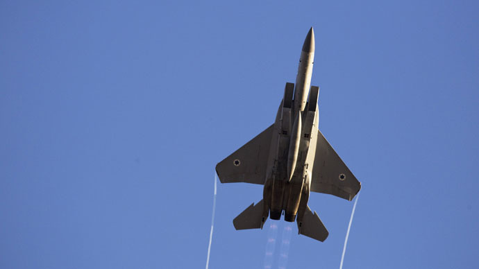 IDF strikes Gaza in retaliation to rocket fire