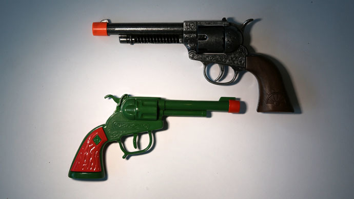 NY cracks down on toy gun sellers