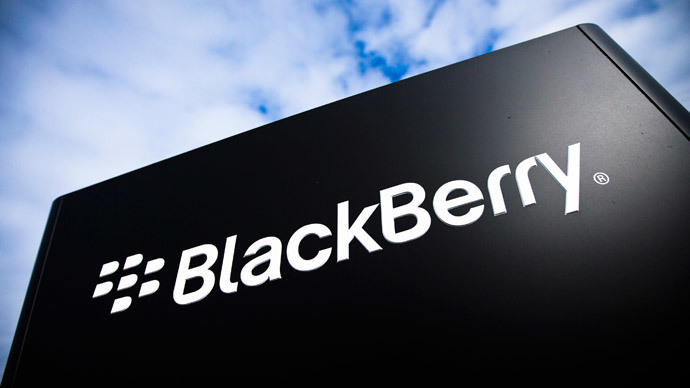 BlackBerry & Boeing make self-destructing 'black phone'