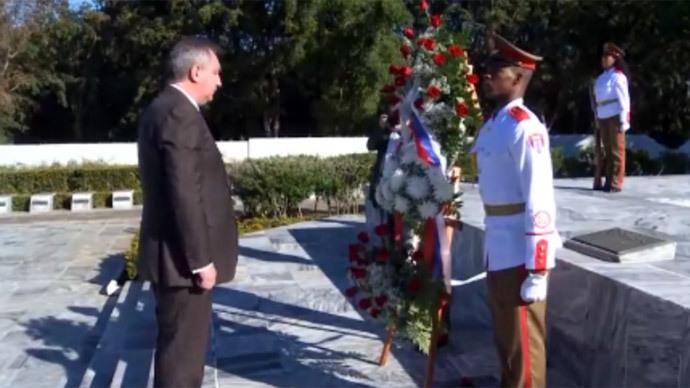 Cuba won't give up principles for Washington's promises – Russian deputy PM