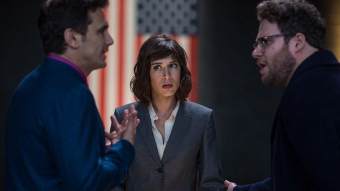 BitTorrent encourages Sony to release 'The Interview' on its alternative platform