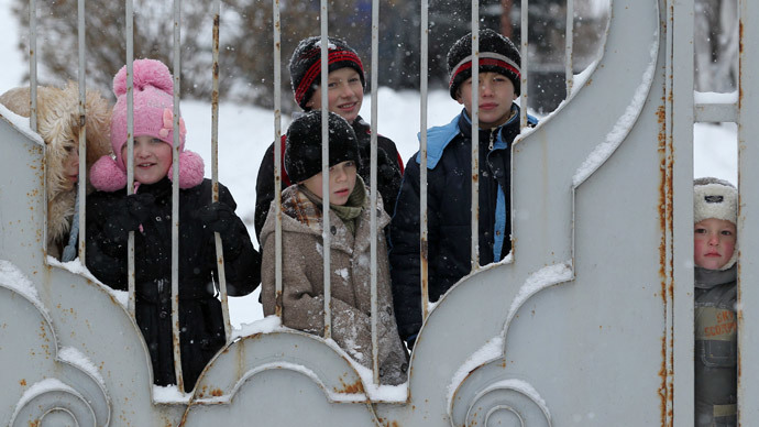 'The highest price': Over 1.7mn children affected by Ukrainian conflict, UN says