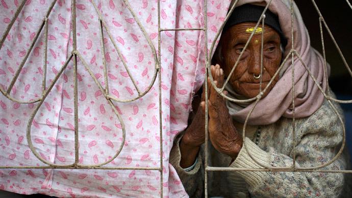 Reuters / Navesh Chitrakar