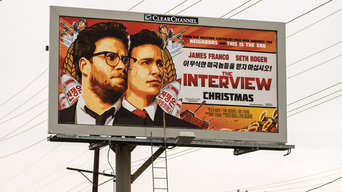 Citizen Kim: Washington suggests Pyongyang pays damages to Sony for unreleased film