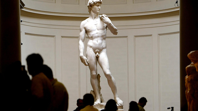 Italy to spend €200K on seismic-proof plinth for Michelangelo's David