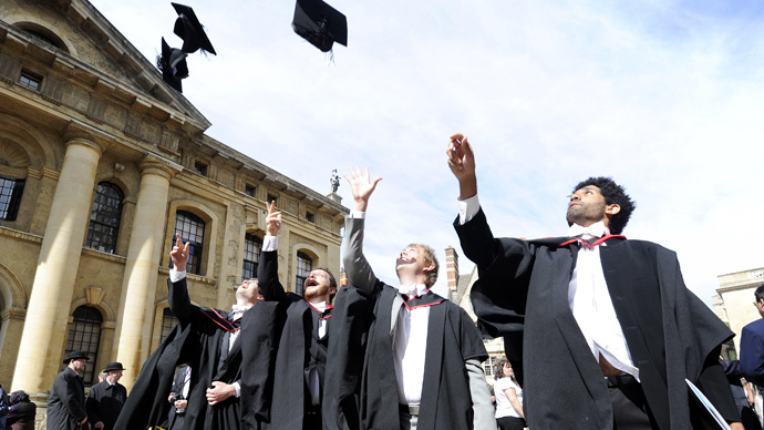 Foreign graduates to be 'kicked out' of UK in new immigration targets