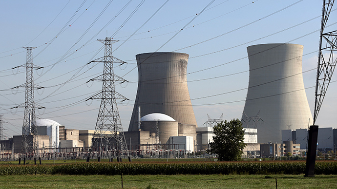 ​Mysterious drone over restarted Belgium nuclear plant prompts investigation