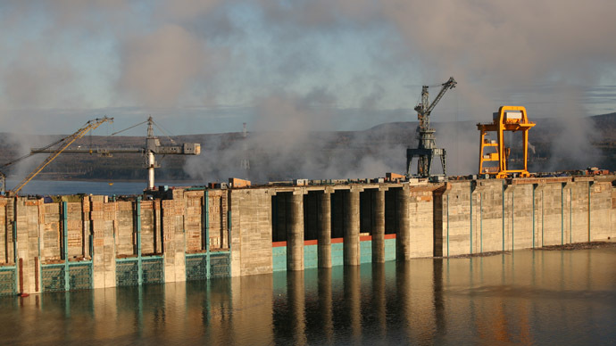 Russia's longest hydroelectric construction project completed