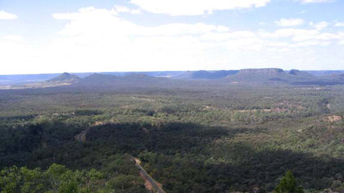 Expedition National Park, Queensland (Image from queenslandforeveryone.com.au)