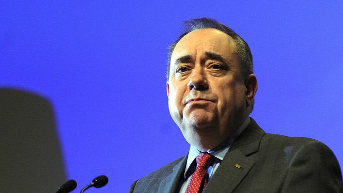 Peasants' revolt! Salmond calls for 'constitutional revolution' in England