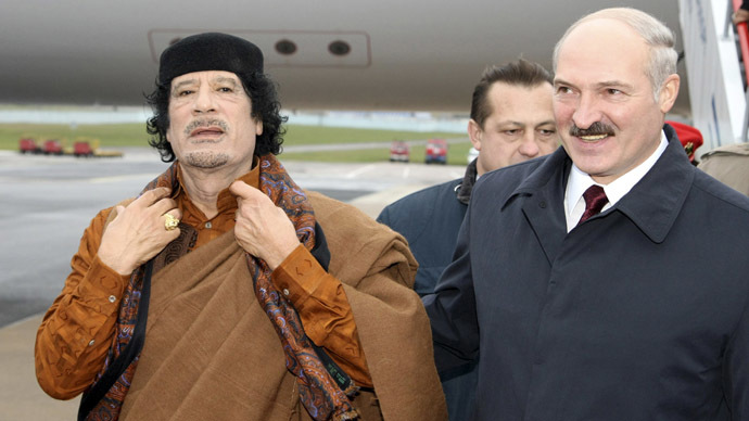 Belarus president could end up like Gaddafi – senior Russian MP