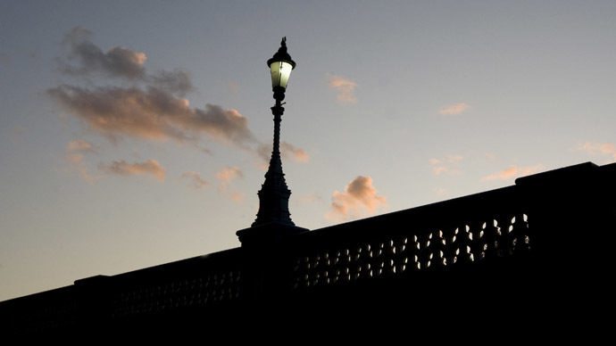 'Minister of darkness' berated as 500,000 UK streetlamps switched off