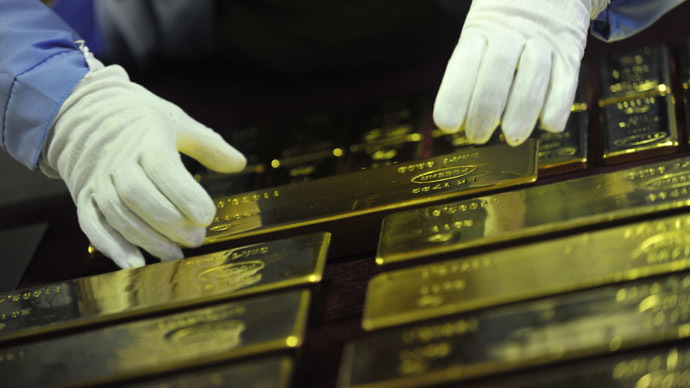 $300,000 in gold missing from Ukraine Central Bank after swapped for lead bricks