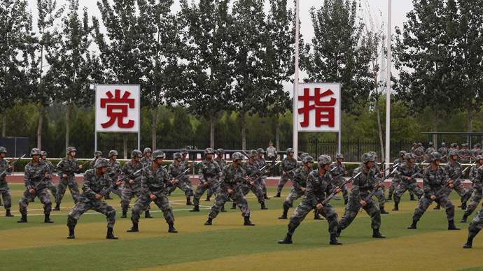 Oil for peace? China to send 700 peacekeepers to S. Sudan, signs energy deal