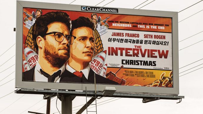 Senator urges Obama to host White House screening of 'The Interview'