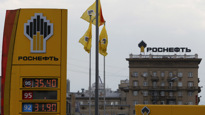 Despite sanctions, Russia's biggest oil company pays off $7bn debt
