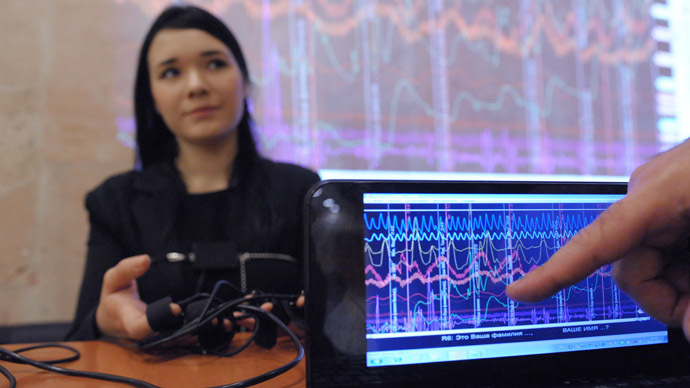 Turks working on lie detector designed to dig out 'native lies'