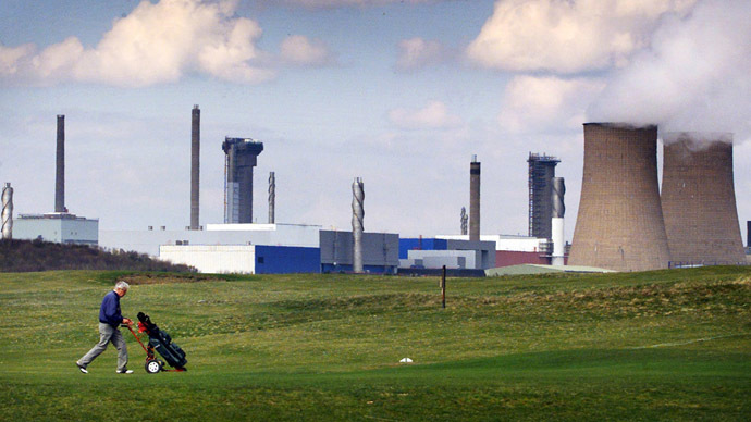 ​Game of drones: British nuclear power plants vulnerable to drone attacks