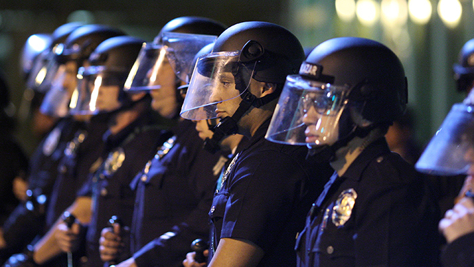 LAPD body camera footage won't be released to the public