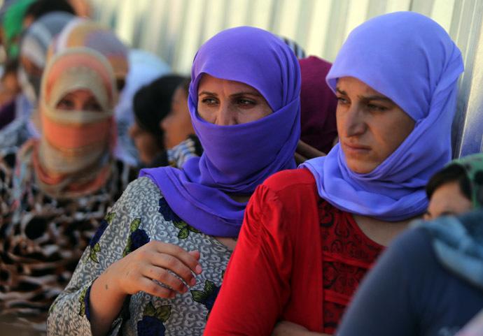 (AFP Photo/Ahmad Al-Rubaye)