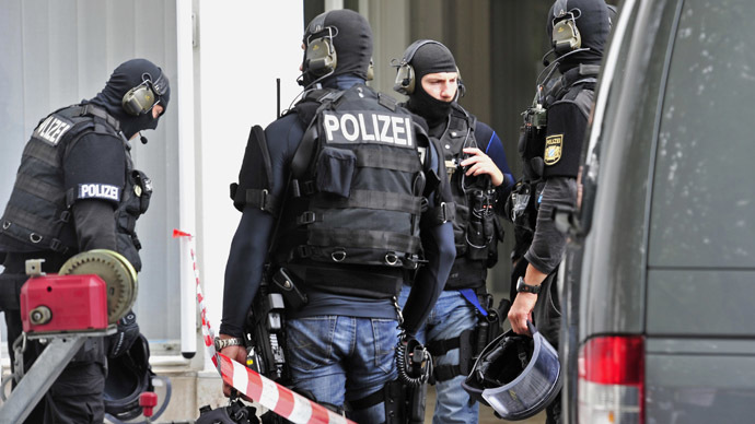 Terror alert in Germany 'highest in 40 years' – security authorities